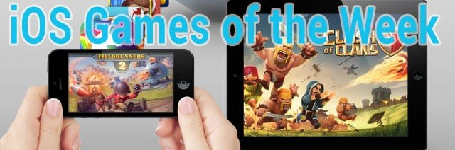 download Best iOS Games of The Week Free