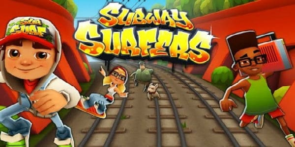 subway surfers iPhone game