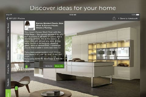 Houzz Interior Design Ideas iPad app