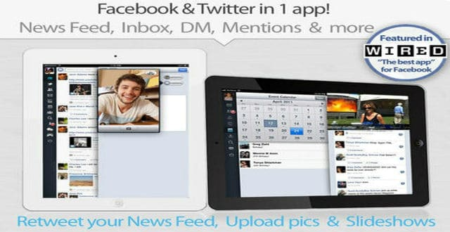 MyPad - for Facebook, Instagram & Twitter