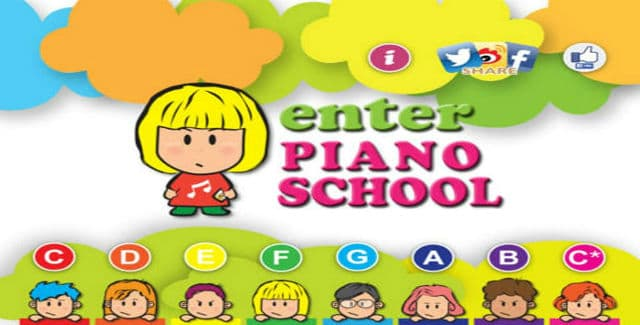 Piano School Lite- Music Sheet, Piano, Drum for iPad